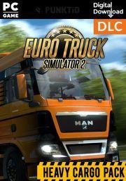 Euro Truck Simulator 2 - Heavy Cargo DLC (PC)