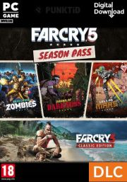 Far Cry 5 Season Pass (PC)