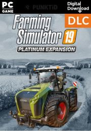 Farming Simulator 19 - Platinum Expansion DLC (PC)