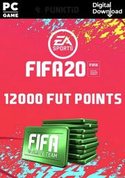 FIFA 20 - 12000 FUT Points (PC)