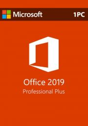 Microsoft Office 2019 Professional Plus (1 user)