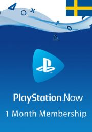 Sweden PlayStation Now 1-Month Subscription