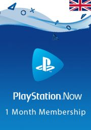 UK PlayStation Now 1-Month Subscription