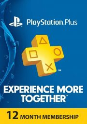 Portugal PSN Plus 12-Month Subscription Code