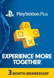 Portugal PSN Plus 3-Month Subscription Code
