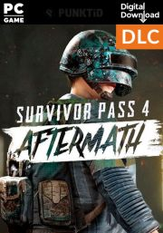 PUBG Survivor Pass 4 - Aftermath DLC (PC)