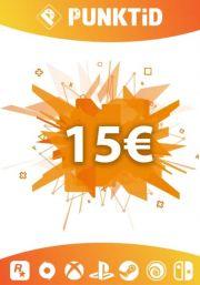 Punktid 15€ Gift Card