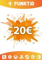 Punktid 20€ Gift Card