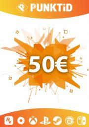 Punktid 50€ Gift card