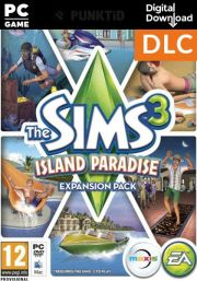 The Sims 3 Island Paradise (PC/MAC)