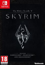 The Elder Scrolls V Skyrim - Nintendo