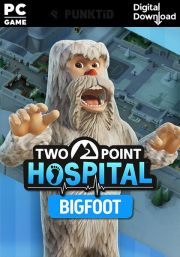 Two Point Hospital - Bigfoot DLC (PC/MAC)